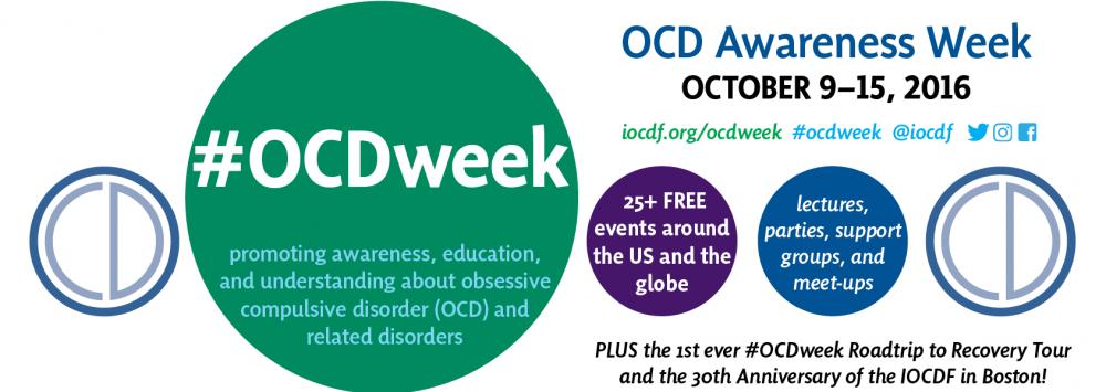 OCD Awareness Week 2016
